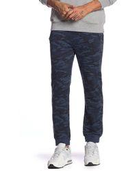Sovereign Code - Fiske Camo Fleece Sweatpants - Lyst