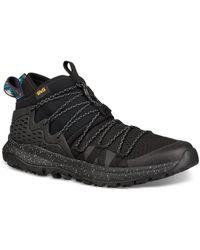 Teva Wilder Hiking Boot - Black