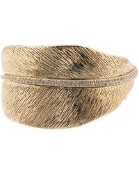 House of Harlow 1960   Cedro Leaf Cuff Bracelet   Lyst