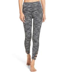Zella - Impulse High Waist Midi Leggings - Lyst