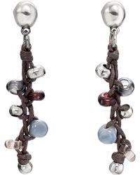 Uno De 50 - Bloom! Earrings - Lyst