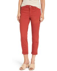 NYDJ | Alina Convertible Ankle Jeans | Lyst