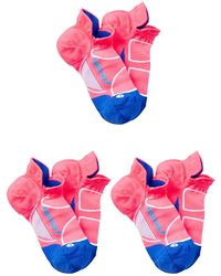 Feetures - Elite Ultra Light No Show Socks (medium) - Set Of 3 - Lyst