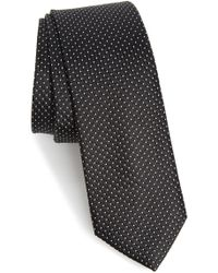Calibrate - Nordstrom Men's Shop Hammond Neat Silk Tie - Lyst