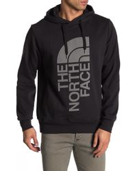 The North Face - Logo Printed Hoodie - Lyst