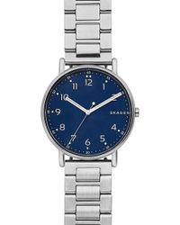Skagen - Men's Signatur Bracelet Watch, 40mm - Lyst