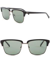 4492c16b86 Ted Baker - 58mm Polarized Full Rim Combination Sunglasses - Lyst