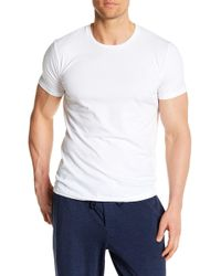 DIESEL - Jake Crew Neck Tee - Pack Of 3 - Lyst