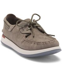 Sperry Top-Sider - Caspian Leather Loafer - Lyst