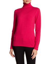 Insight - Solid Knit Turtleneck - Lyst