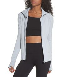 Zella - So Sleek Jacket - Lyst