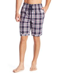 Psycho Bunny - Lounge Woven Jam Shorts - Lyst