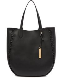 Vince Camuto - Svea Leather Tote - Lyst
