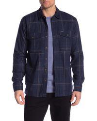 Volcom - Bodhi Plaid Classic Fit Shirt - Lyst