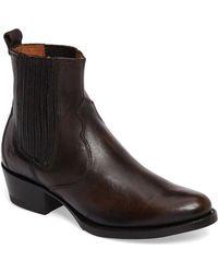 Frye - Diana Chelsea Boot - Lyst