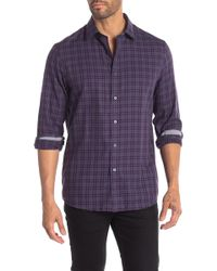 Michael Kors - Roman Plaid Classic Fit Shirt - Lyst