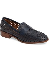 Aquatalia - Sheryl Perforated Loafer - Lyst