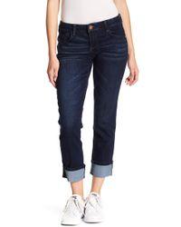 """Wit & Wisdom - 26"""" Uncuffed 29 Flex Ellen Bootcut Leg Jeans (petite) - Lyst"""