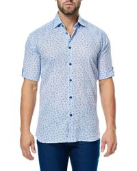 Maceoo - Fresh Short Sleeve Regular Fit Shirt - Lyst