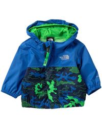 5ed833d14422 Lyst - The North Face Flurry Wind Jacket (baby Boys) in Blue for Men