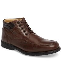Anatomic & Co - Pelotas Moc Toe Boot (men) - Lyst