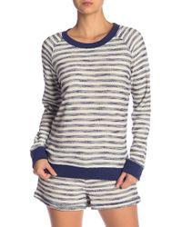 Honeydew Intimates - 'undrest' Thermal Sweatshirt - Lyst