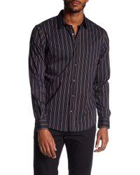 Vince - Vintage Stripe Shirt - Lyst