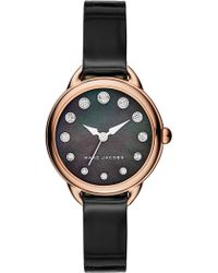 Marc Jacobs - Women's Vic Rose Gold-tone Three-hand Watch, 28mm - Lyst