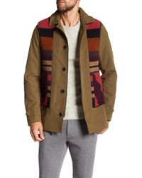 Scotch & Soda - Explorer Parka With Detachable Hoodie - Lyst
