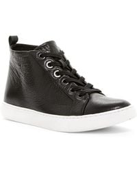 Kenneth Cole - Kaleb High Top Trainer - Lyst