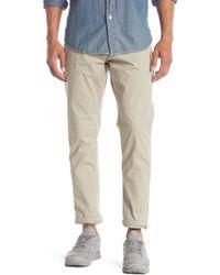 83d8fa4a55 Weatherproof Solid Stretch Twill Pants - 30-32