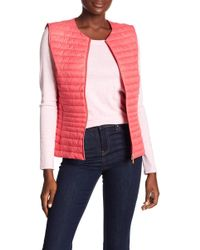 Save The Duck - Lightweight Puffer Vest - Lyst