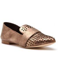 Matisse - Felix Faux Leather Step Back Flat - Lyst