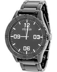 Steve Madden - Men's Alloy 48mm Watch - Lyst