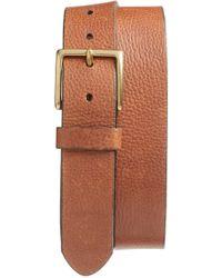 1901 - Merritt Leather Belt - Lyst