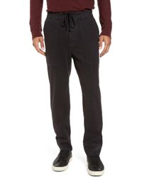 James Perse - Jogger Trousers - Lyst