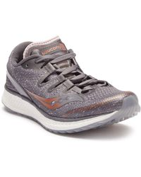 Saucony - Freedom Iso Running Sneaker - Lyst