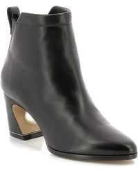 Nicholas Kirkwood - Tilda Faux Pearl Heeled Boot - Lyst