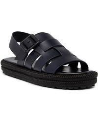 AllSaints - Botan Slingback Sandal - Lyst