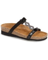 Naot - Embellished Walking Sandal (women) - Lyst