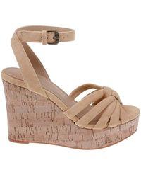 Splendid - Fallon Wedge Sandal - Lyst