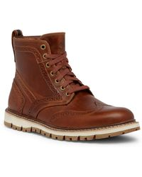 Timberland - Briton Hill Wingtip Boot - Lyst