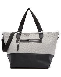 Madden Girl - Cori Quilted Weekend Bag - Lyst