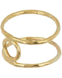 Soko - Aya Cutout Ring - Size 7 - Lyst