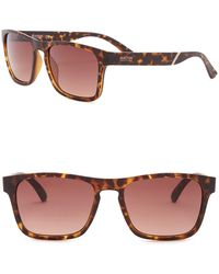 Kenneth Cole Reaction - Men's Injected 54mm Sunglasses - Lyst