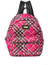 Betsey Johnson - Printed Mini Backpack - Lyst