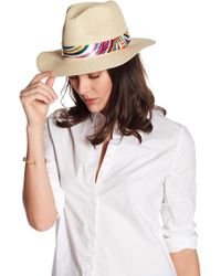Roffe Accessories - Menswear Inspired Panama Hat - Lyst
