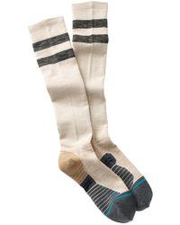 Stance - Jolt Wool Sock - Lyst