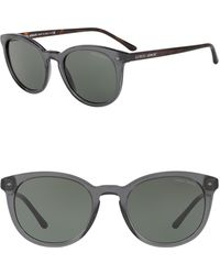 9115a6033958 Giorgio Armani - Wayfarer Sunglasses - Lyst