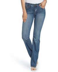 Kut From The Kloth Natalie High Waisted Bootcut Jeans